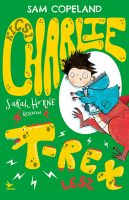 Könyv borító - Kicsi Charlie T-Rex lesz