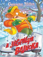 Könyv borító - A jégpálya bajnoka