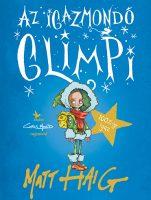 Könyv borító - Az Igazmondó Glimpi
