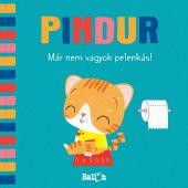 Könyv borító - Pindur (1.)