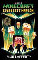 Könyv borító - Minecraft – Az elveszett naplók
