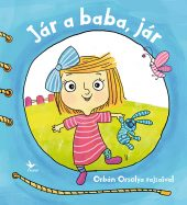 Könyv borító - Jár a baba, jár