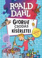 Könyv borító - Georgie csodás kísérletei