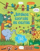 Könyv borító - Játékos szorzás és osztás