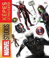 Könyv borító - Marvel Studios: Képes Útmutató