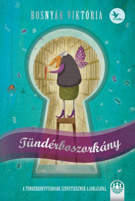 Könyv borító - Tündérboszorkány
