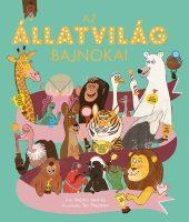 Könyv borító - Az állatvilág bajnokai