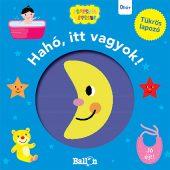 Könyv borító - Hahó, itt vagyok! – Jó éjt!