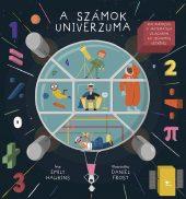 Könyv borító - A számok univerzuma