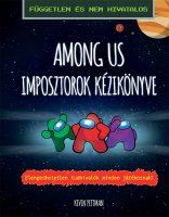 Könyv borító - Among us – Imposztorok kézikönyve