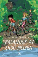 Könyv borító - Kalandok az erdő mélyén