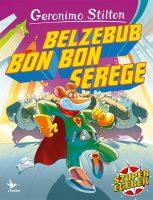 Könyv borító - Belzebub Bon Bon serege