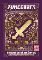 Könyv borító - Minecraft: Harcosok kézikönyve